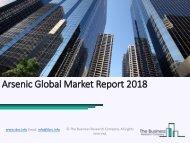 Arsenic Global Market Report 2018