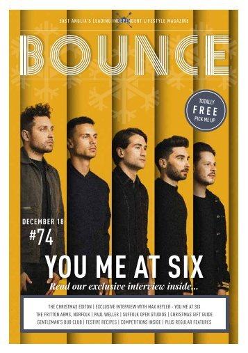 Bounce Magazine December 2018
