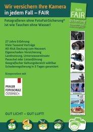 Anschreiben Prager Fotoschule