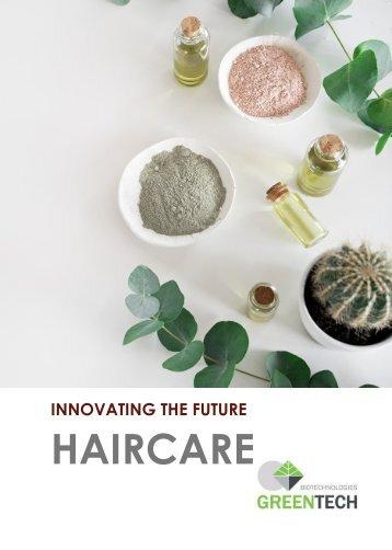 GREENTECH Hair Care 2019