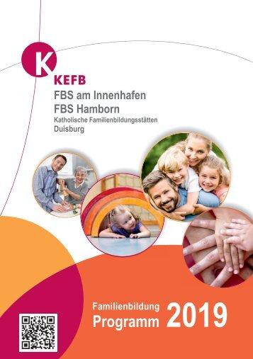 Duisburg @ KEFB Bistum Essen Jahresprogramm 2019