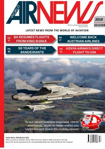 World AirNews Magazine December 2018