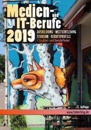 Handbuch Medien- und IT-Berufe 2019