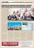 REVISTA PERÚ TV RADIOS EDICIÓN NOV - DIC 2018 - Page 2