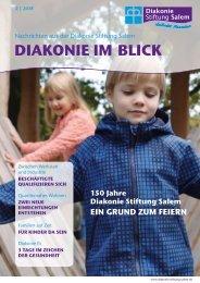 Diakonie im Blick - Winter 2018