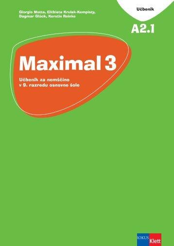 MAXIMAL 3