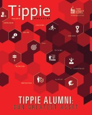 Tippie Magazine, Winter 2018-19 - Tippie College of Business
