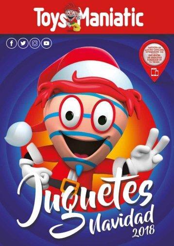 Catálogo Navidad 2018 Juguetes Consuelito