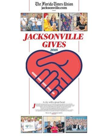 Jacksonville Gives 2018
