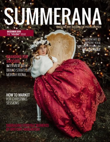 SUMMERANA MAGAZINE| DECEMBER 2018