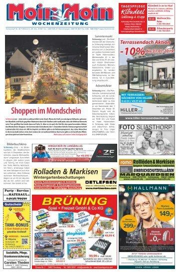MoinMoin Schleswig 48 2018