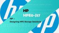HPE0-J57 Exam Questions Answers |Braidumps4IT HPE0-J57|