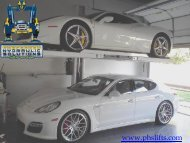 Garage Car Lift System   Preferred Hydraulic Solution