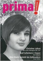 prima! Magazin - Ausgabe Februar 2009