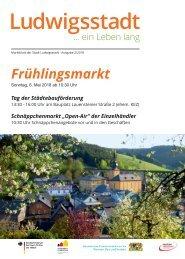 Marktblatt 2018 2 Frühlingsmarkt