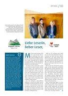 Gästemagazin Grenzenlos Winter 2018/2019 - Page 3