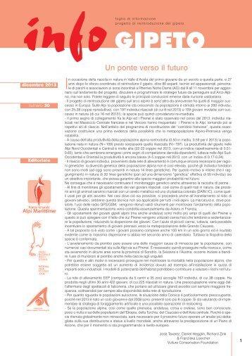 infoGIPETO n.30 | dicembre 2013