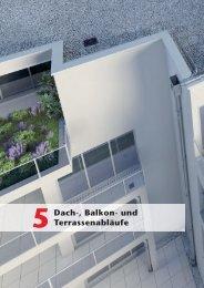 ACO Österreich Haustechnik Preisliste 2019 Kapitel 5 Flachdachabläufe