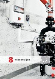 ACO Österreich Haustechnik Preisliste 2019 Kapitel 8 Hebeanlagen
