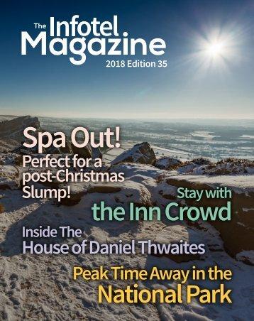 Infotel Magazine | Edition 35 | December 2018