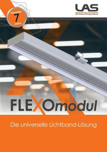LAS FLEXOmodul