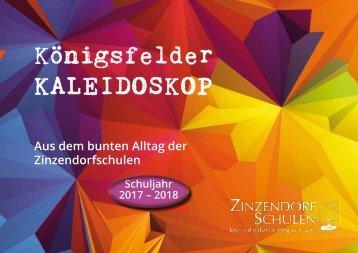 Kaleidoskop 2017-2018