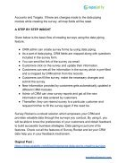 Importance of Data Piping in Creating Surveys  - Page 4