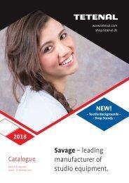 Savage Catalogue (Englisch language)