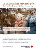 Leben heisst auch geniessen – Alzheimer-Bulletin 1/2018 - Page 2