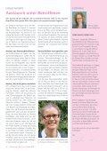 Leben heisst auch geniessen – Alzheimer-Bulletin 1/2018 - Page 3