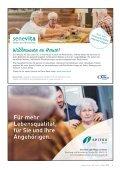 Leben heisst auch geniessen – Alzheimer-Bulletin 1/2018 - Page 4