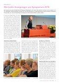 Leben heisst auch geniessen – Alzheimer-Bulletin 1/2018 - Page 6