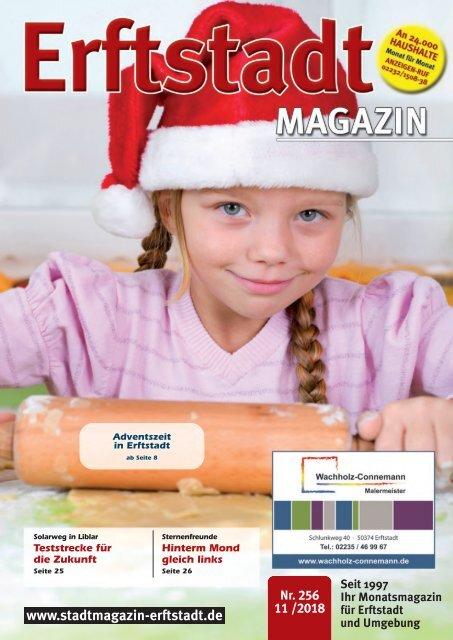 Erftstadt Magazin November 2018