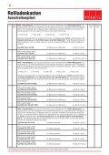 Rollladenkasten Ausschreibungstext - Seite 2