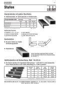 Gesamt-Preisliste 2011 - MHS Baunormteile GmbH - Seite 4