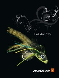 Fluebindning 2009 - Guideline
