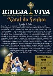 Revista Igreja Viva - Edição Nov/2018
