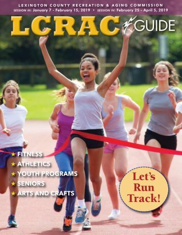 LCRAC Guide, 2019  Sessions III & IV