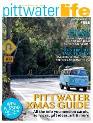 Pittwater Life December 2018 Issue