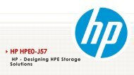 HPE0-J57 Exam Practice Test Questions |VceTests|