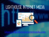 Internet Marketing Miami | Lighthouse Internet Media