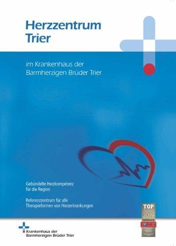 Herzzentrum Trier im Krankenhaus der Barmherzigen Brüder Trier