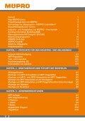 MÜPRO Broschüre Industrie- und Anlagenbau DE - Seite 2
