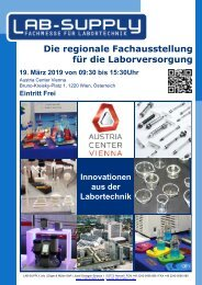 Lab Supply Wien 2019 Info