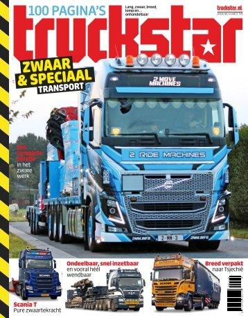 Truckstar 2018-Zwaar Transport Special