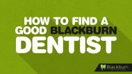 How to Find a Good Blackburn Dentist