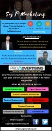 Saj P Is A Super Successful Entrepreneur from The London, UK. | Sajpmarketing.com