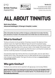 All about tinnitus Ver 2.2 LARGE PRINT