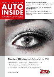 AUTOINSIDE Ausgabe 12 – Dezember 2018