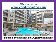 Furnished Apartments Rentals in Houston